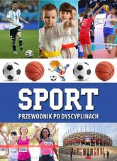 Sport. Przewodnik po dyscyplinach - Jerzy Jabłoński   mała okładka