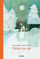 Skrzat nie śpi - Astrid Lindgren | mała okładka