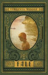 Fale - Virginia Woolf | mała okładka