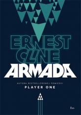 Armada - Ernest Cline | mała okładka