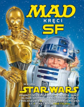 Mad kręci SF T.1 Star Wars -    mała okładka