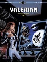 Valerian Wydanie zbiorcze Tom 3 - Christin Pierre, Mezieres Jean-Claude | mała okładka