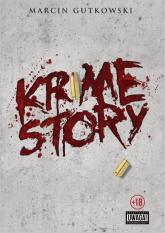 Krime story - Marcin Gutowski | mała okładka