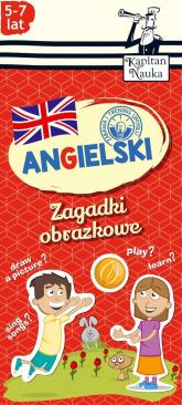 Zagadki obrazkowe Angielski 5-7 lat -  | mała okładka