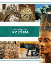 Historia sztuki Rzeźba - Gutowska Magdalena, Gutowski Bartłomiej | mała okładka