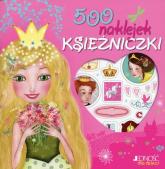 500 naklejek Księżniczki -  | mała okładka