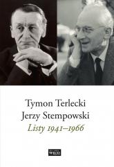 Listy 1941-1966 - Stempowski Jerzy, Terlecki Tymon | mała okładka