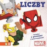 Avengers z puzzlami Liczby -  | mała okładka