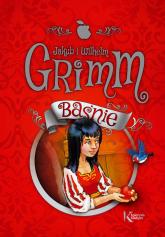Baśnie Grimm kolorowa klasyka - Grimm Jakub i Wilhelm   mała okładka