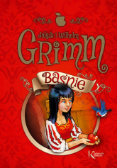 Baśnie Grimm kolorowa klasyka - Grimm Jakub, Grimm Wilhelm | mała okładka