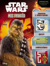 Star Wars Moc przygód Zadania z naklejkami -    mała okładka