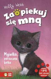 Mgiełka porzucona kotka - Holly Webb | mała okładka