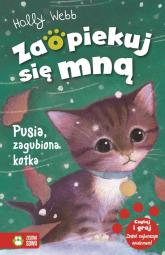 Pusia zagubiona kotka - Holly Webb | mała okładka