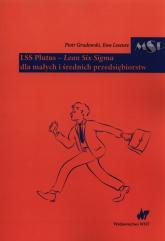 LSS Plutus Lean Six Sigma dla małych i średmich przedsiębiorstw - Grudowski Piotr, Leseure Ewa | mała okładka