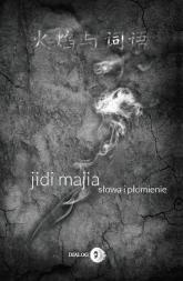 Słowa i płomienie - Majia Jidi | mała okładka