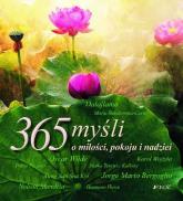 365 myśli o miłości pokoju i nadziei -  | mała okładka