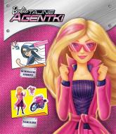 Barbie Tajne Agentki Ścieralne strony -  | mała okładka