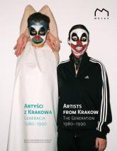 Artyści z Krakowa Generacja 1980-1990 -  | mała okładka