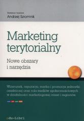 Marketing terytorialny Nowe obszary i narzędzia -  | mała okładka