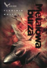 Metalowa burza Armagedon 1 - Vladimir Wolff   mała okładka