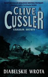 Diabelskie wrota - Clive Cussler | mała okładka