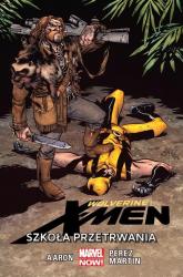 Wolverine and the X-Men: Szkoła przetrwania, tom 2 - zbiorowe opracowanie | mała okładka