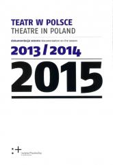 Teatr w Polsce 2015 -  | mała okładka
