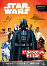 Star Wars Zagadkowa księga -    mała okładka