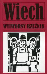 Wytworny rzeźnik - Wiech Stefan Wiechecki | mała okładka