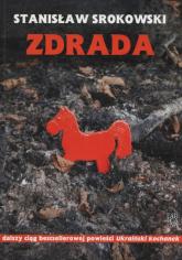 Zdrada - Stanisław Srokowski | mała okładka