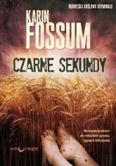 Czarne sekundy - Karin Fossum | mała okładka