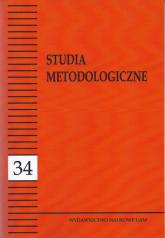 Studia Metodologiczne nr 34 -    mała okładka
