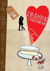 Tiramisu z truskawkami - Joanna Jagiełło | mała okładka