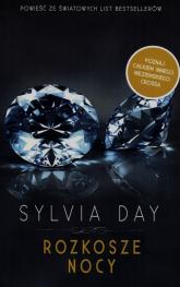 Rozkosze nocy - Sylvia Day | mała okładka