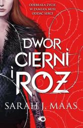 Dwór cierni i róż - Maas Sarah J. | mała okładka
