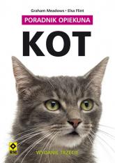 Kot Poradnik opiekuna - Meadows Graham, Flint Elsa | mała okładka