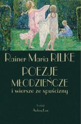 Poezje młodzieńcze - Rilke Rainer Maria | mała okładka
