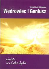 Wędrowiec i geniusz - Agnieszka Wiśniewska-Gibek   mała okładka