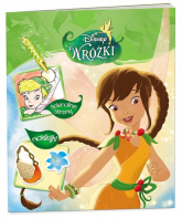 Disney Wróżki -    mała okładka