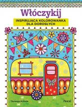 Włóczykij Inspirująca kolorowanka dla dorosłych - Thaneeya McArdle | mała okładka