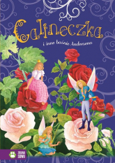 Calineczka i inne baśnie Andersena - Hans Christian Andersen | mała okładka