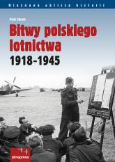Bitwy polskiego lotnictwa 1918 - Piotr Sikora | mała okładka