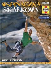 Wspinaczka skałkowa - Nigel Shepherd | mała okładka