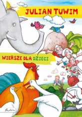 Julian Tuwim Wiersze dla dzieci - Julian Tuwim | mała okładka