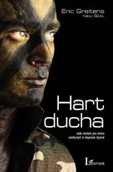 Hart ducha Jak dzień po dniu walczyć o lepsze życie - Eric Greitens | mała okładka