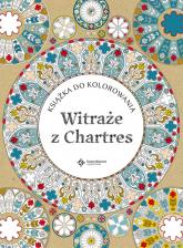 Witraże z Chartres -  | mała okładka