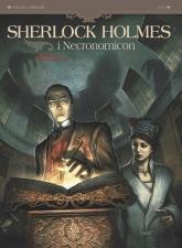 Sherlock Holmes i Necronomicon Tom 1 Wewnętrzny wróg - Sylvain Cordurié | mała okładka