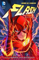 Flash Tom 1 Cała naprzód - Manapul Francis | mała okładka