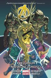 Avengers Preludium nieskończoności Tom 3 - Jonathan Hickman | mała okładka