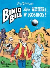Binio Bill kręci western i... w kosmos! - Jerzy Wróblewski | mała okładka